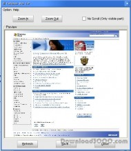 IE Catcher screenshot